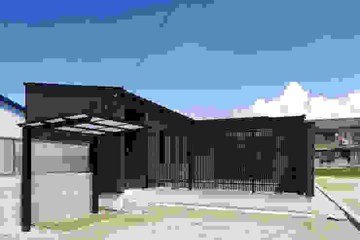 外観 モダンな 家 の Arata Architect Studio モダン