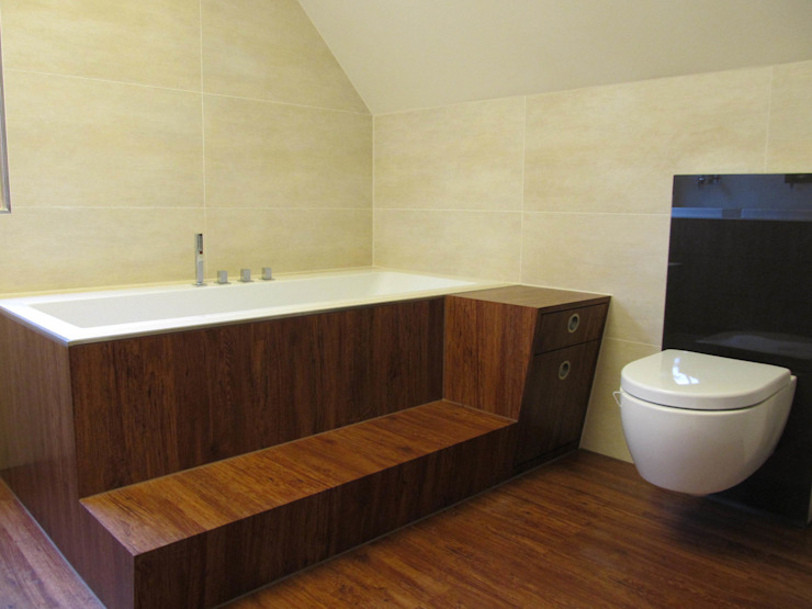 Sanierung eines Bades und eines Gästebades Ausgefallene Badezimmer von Ihr Einrichter Deco und Interieur Ralf Leuter Ausgefallen