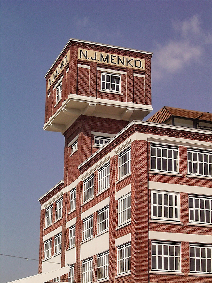 by Erik Knippers Architect Industrial