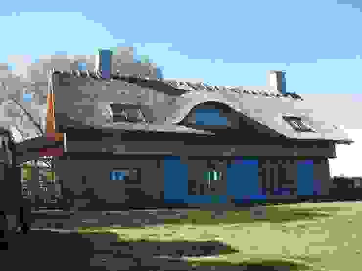 Casas campestres por Pracownia Tutaj Campestre