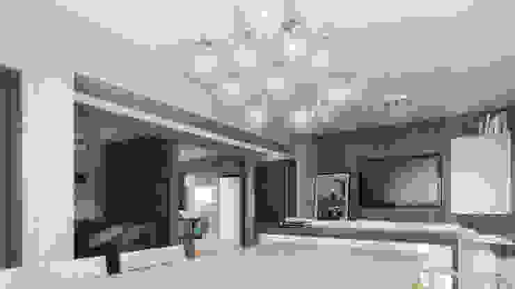 COBERTURA MA Salas de jantar modernas por AF Arquitetura Moderno