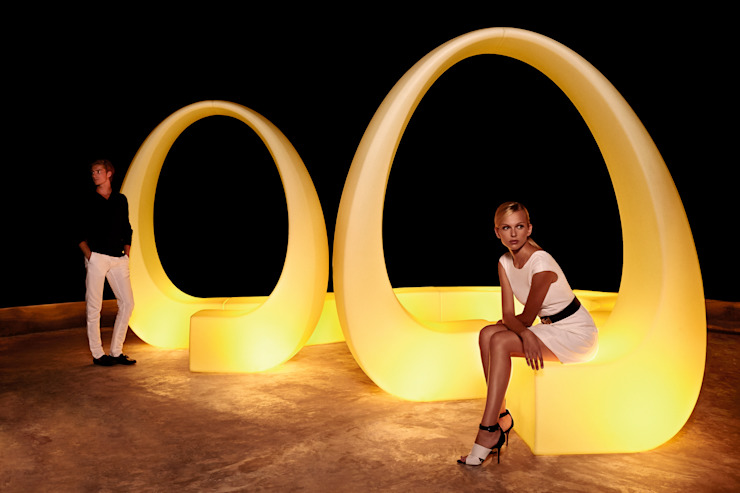 AND COLLECTION BY FABIO NOVEMBRE de Vondom Minimalista