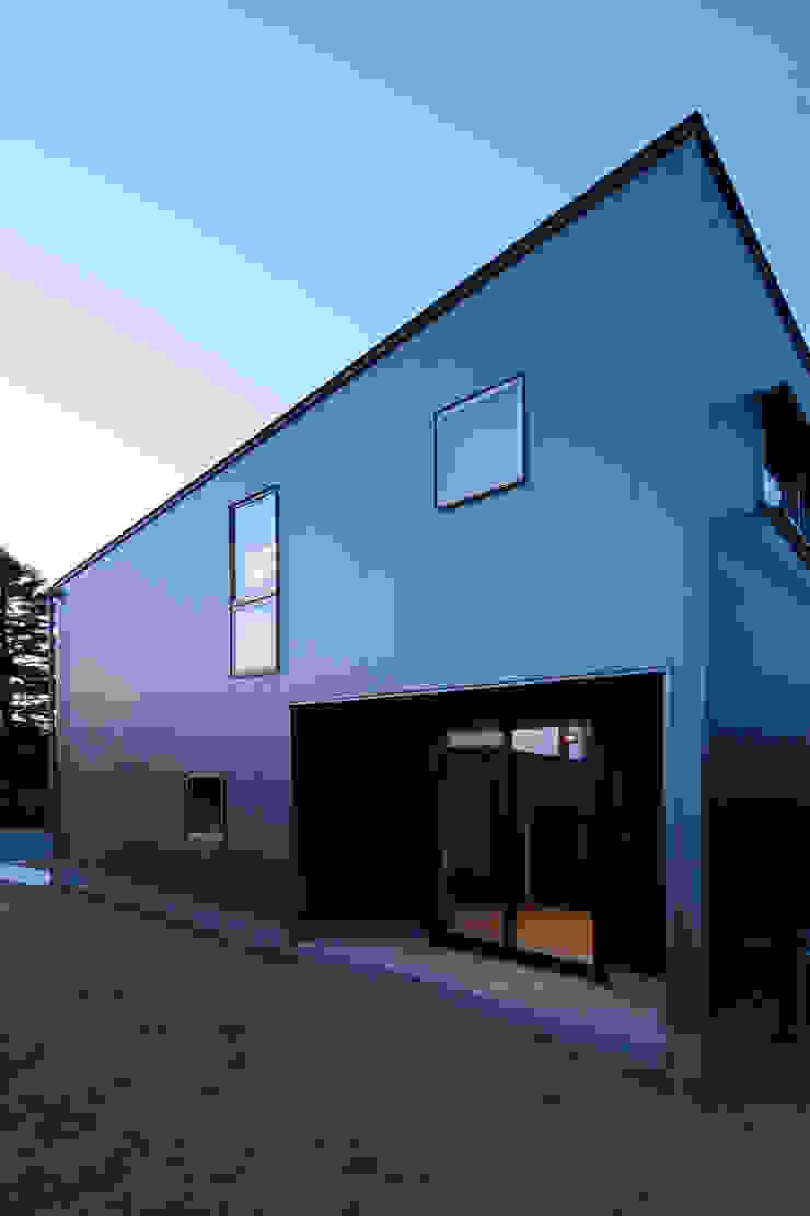 小和滝の家 モダンな 家 の 前原尚貴建築設計事務所/Naotaka Maehara Architectural Design Office モダン