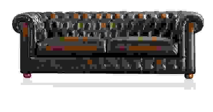 Chesterfield Sofa from Locus Habitat by Locus Habitat