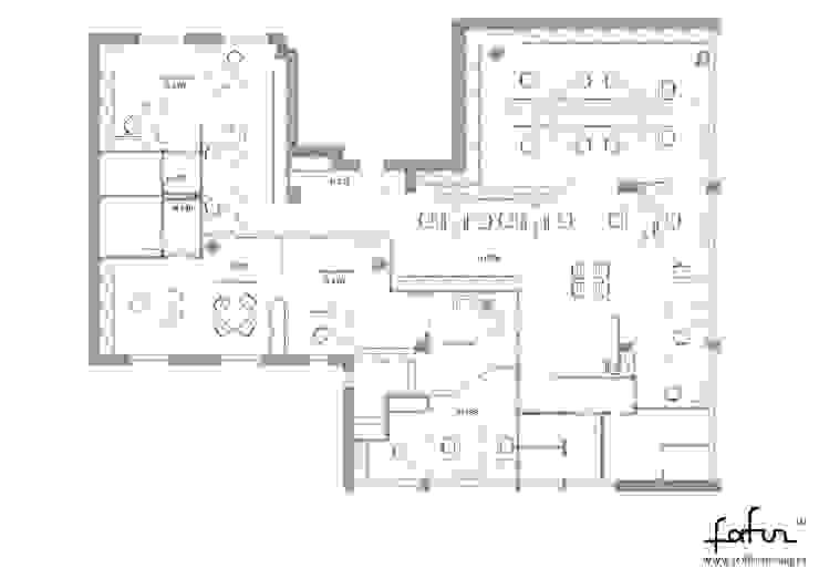 Studio Pinotti Complesso d'uffici moderni di Architetto ANTONIO ZARDONI Moderno