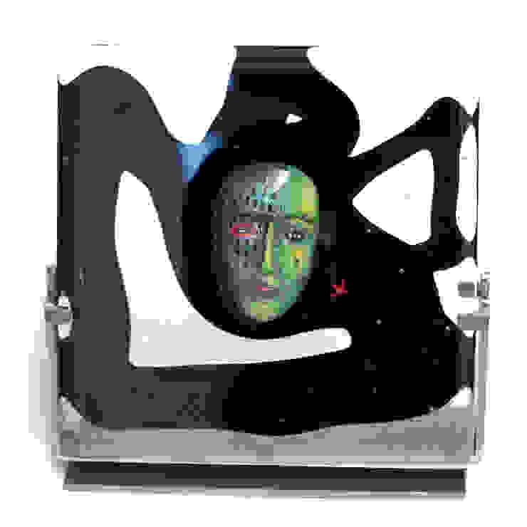Black River by Kosta Boda at Riverside Art and Glass: modern  by Riverside Art and Glass, Contemporary Gallery, Modern