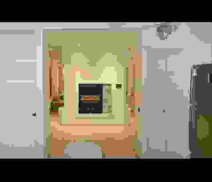 interior P.13 Case moderne di sandro trani designer Moderno