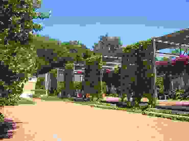Jardín de las Hesperides Jardines de VAM10 arquitectura y paisaje