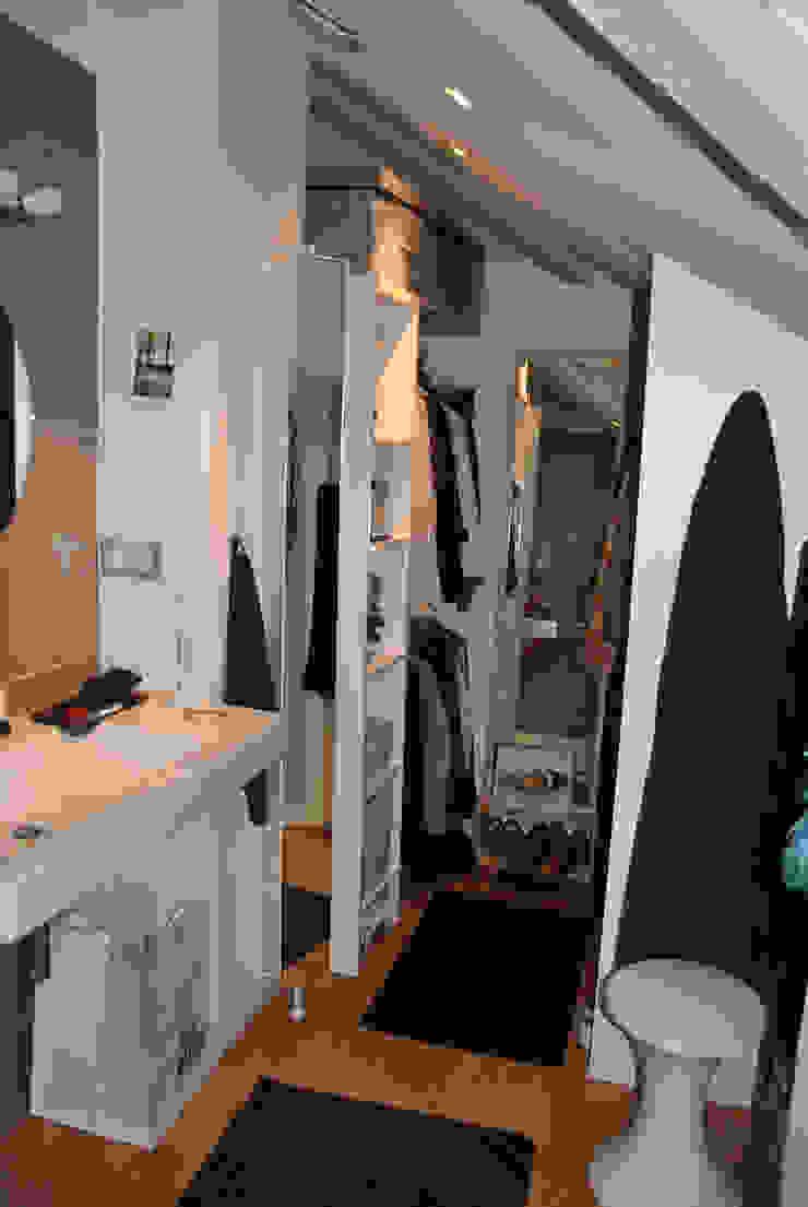 Dressing Chambre scandinave par HOMEtimisation Scandinave
