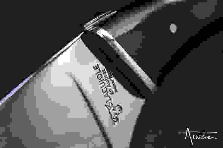 Couteau à fromage design par Auzier design studio Éclectique