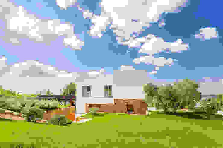 Projekty,  Domy zaprojektowane przez Studio 4e, Nowoczesny