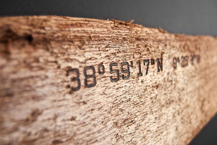 drift – Magnetic Driftwood Boards: industriell  von hejmonti.com,Industrial