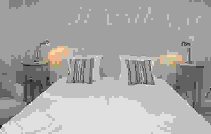 Phòng ngủ phong cách Bắc Âu bởi Mocca Studio Bắc Âu