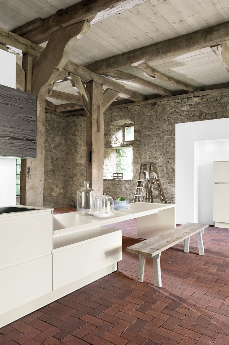 Modern Yet Rustic, Styles for all types of houses par fit Kitchens Rustique
