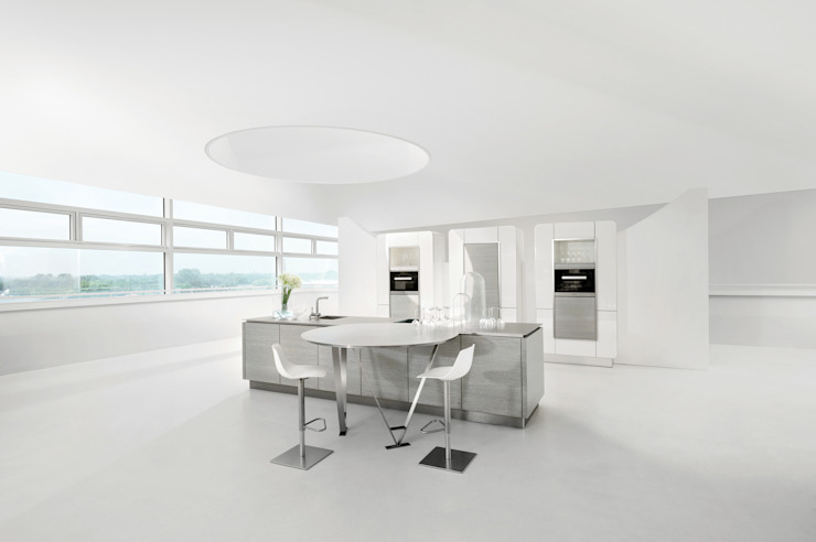 Highly Modern with Unique Deisgns par fit Kitchens Moderne