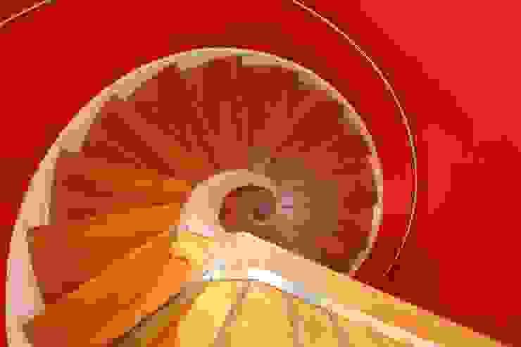 Modern Corridor, Hallway and Staircase by Studio di Architettura Manuela Zecca Modern