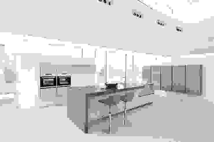 Contemporary Innovative Deisgn par fit Kitchens Moderne