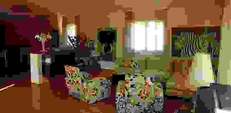 modern  by Studio di Architettura Manuela Zecca, Modern