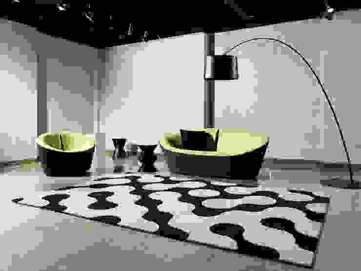 [디자인카페트,모던인테리어,옵티컬패턴] GEO: CAURA CARPET의 현대 ,모던