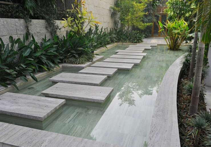 Art House, New Delhi Morphogenesis Modern garden