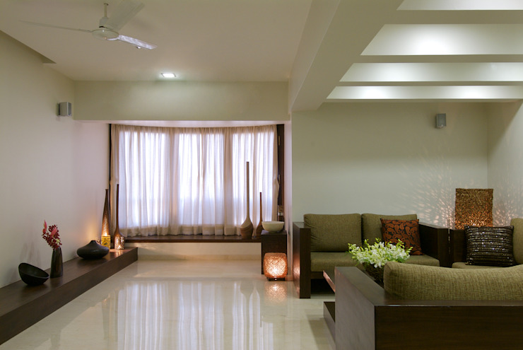 Country style living room by homify Country