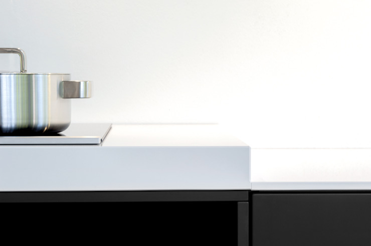 The quality is in the details, extreme attention is paid to every edge. par fit Kitchens Éclectique