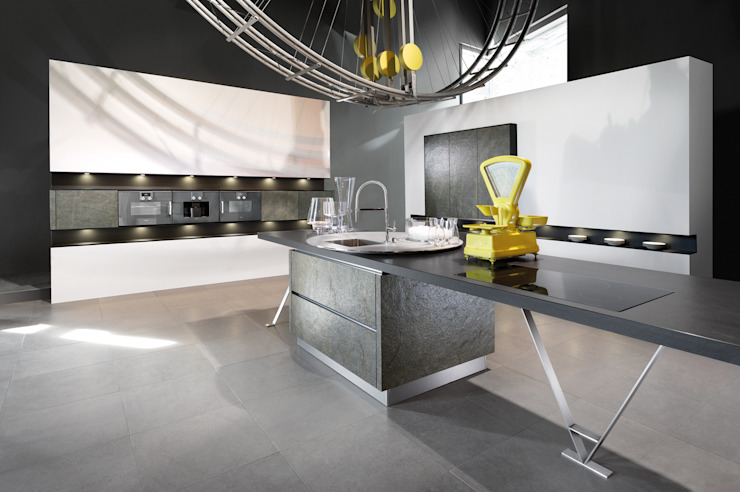 Contemporary Innovative Deisgn por fit Kitchens Moderno