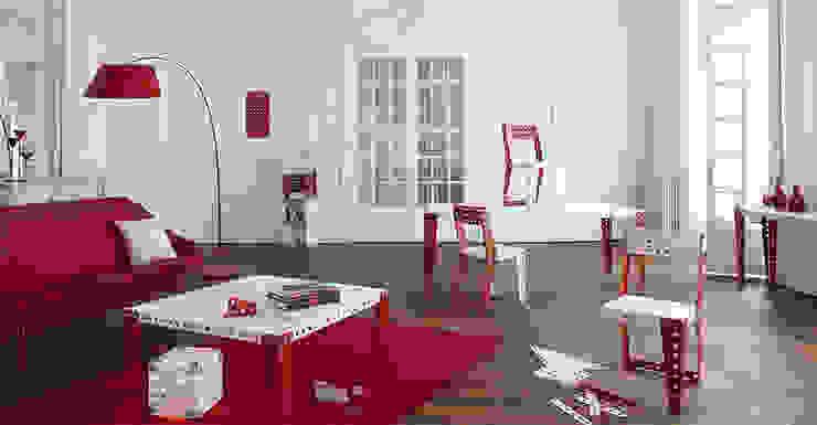 Meccano Home par Cécile Makowski