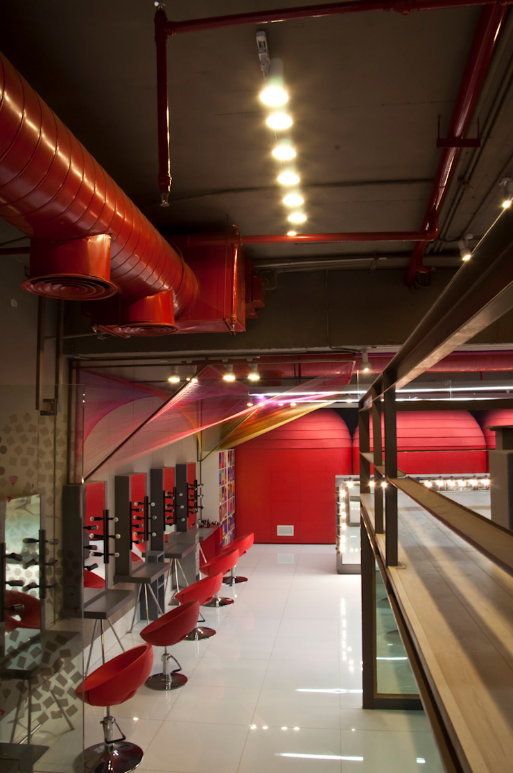 APDS South Extension: modern  by RLDA Studio,Modern