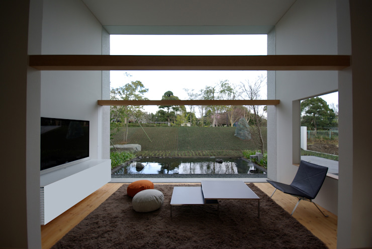 Houses by CASE DESIGN STUDIO,