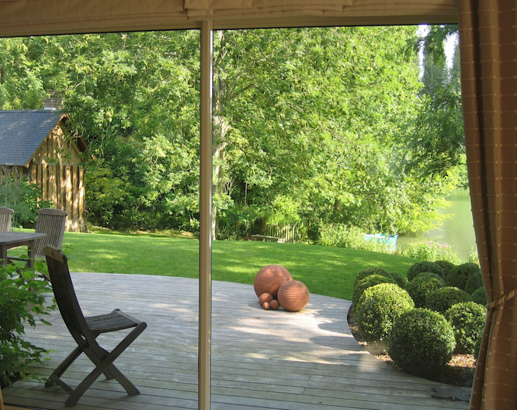 Jardines rurales de ZENOBIA Atelier de Paysage et d'Urbanisme Rural