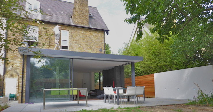 Serre door VCDesign Architectural Services,