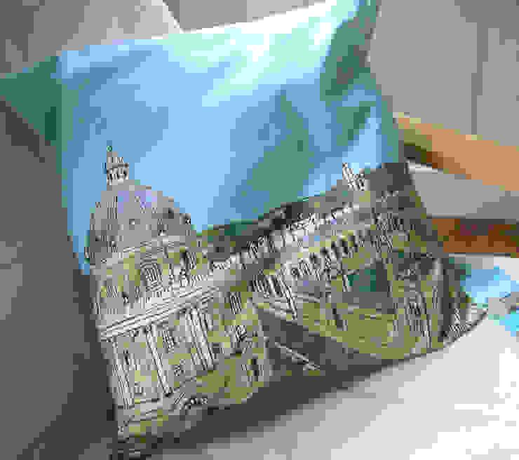 Cushions: modern  by Emmeline Simpson, Modern