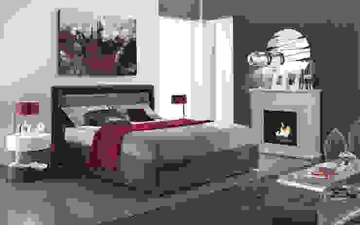 Stones ห้องนอนเตียงนอนและหัวเตียง
