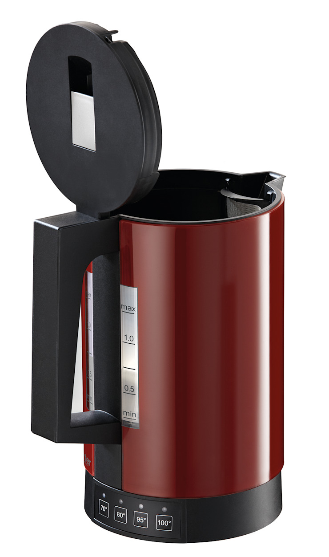 fontana 5 kettle - red ritterwerk GmbH CocinaElectrónica