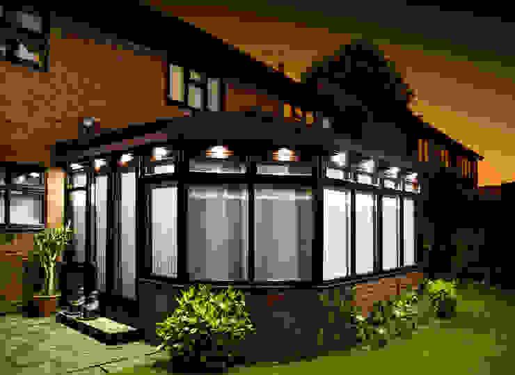 Roofing projects Moderne serres van Ploughcroft Modern