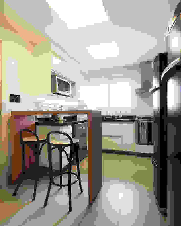 Cozinha por Andréa Gonzaga Moderno