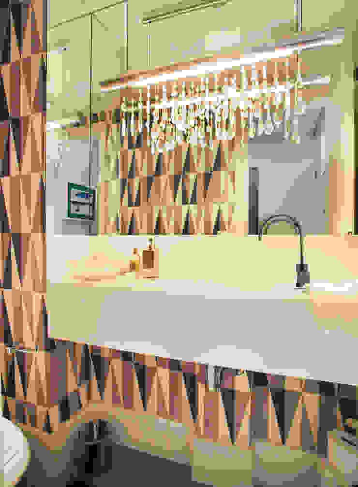 lavabo por Andréa Gonzaga Moderno