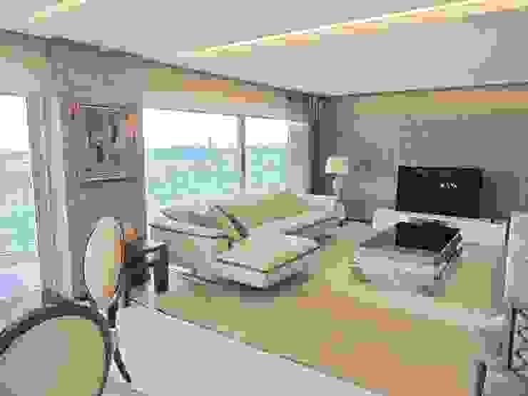 Visage Home Style – A Project by Visage Home Style (Türkiye): modern tarz , Modern