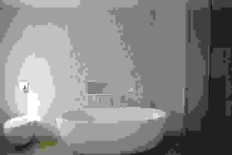 Luxury Bath France Bathroom by Rachel Angel Design