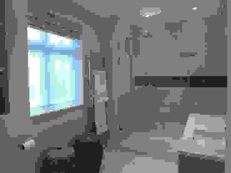 Bathgate Shower Room Bathroom by Rachel Angel Design