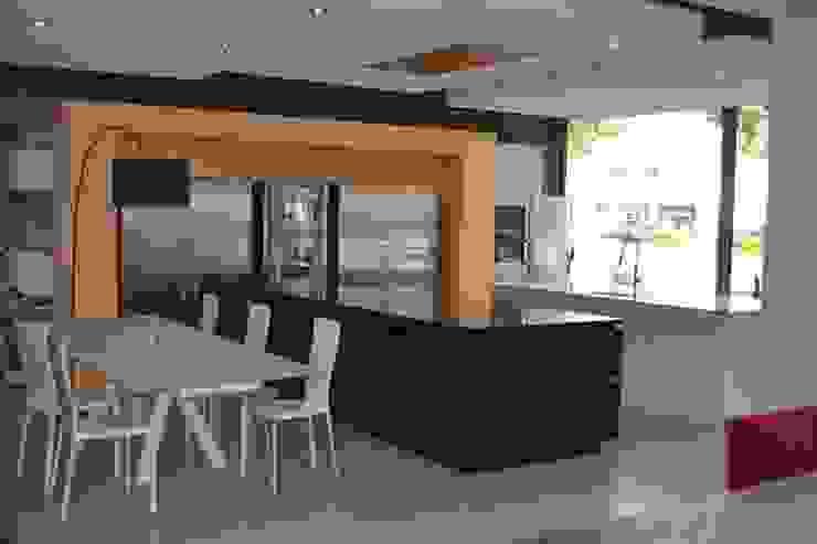 pur cuisines et interieur 現代廚房設計點子、靈感&圖片