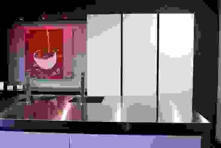 Minimalistische keukens van pur cuisines et interieur Minimalistisch