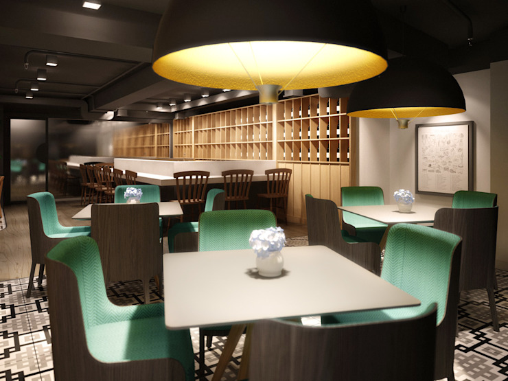 Gourmet Restaurant by Boutique Design Limited