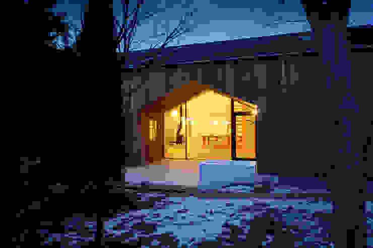 house k โดย 髙木貴間建築設計事務所