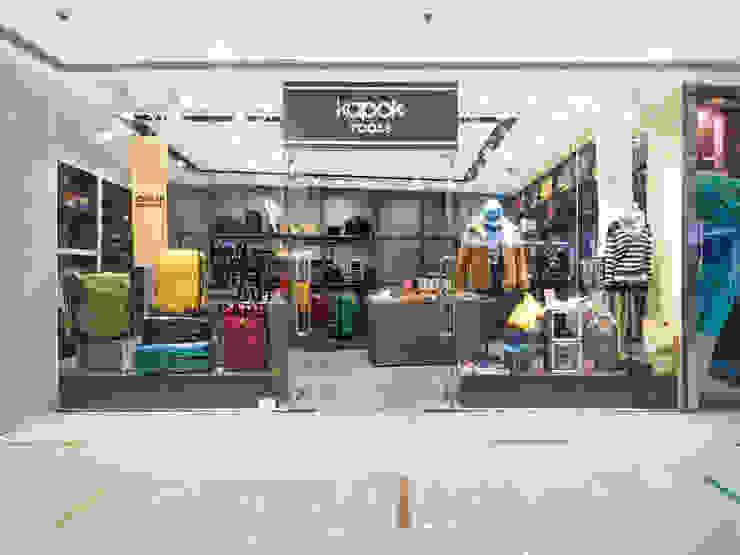 Kapok Harbour City by Boutique Design Limited