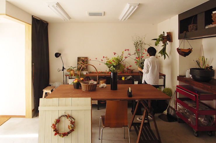 Rooms by 建築計画網・大系舎 一級建築士事務所