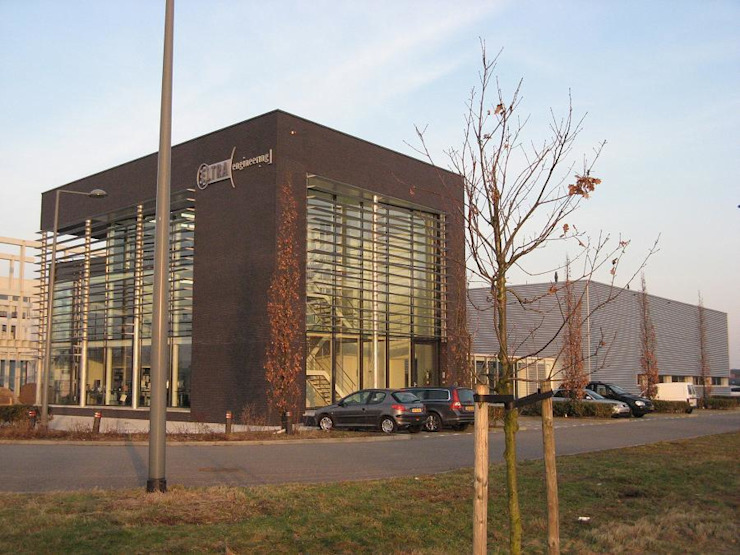 by FD architecten Industrial