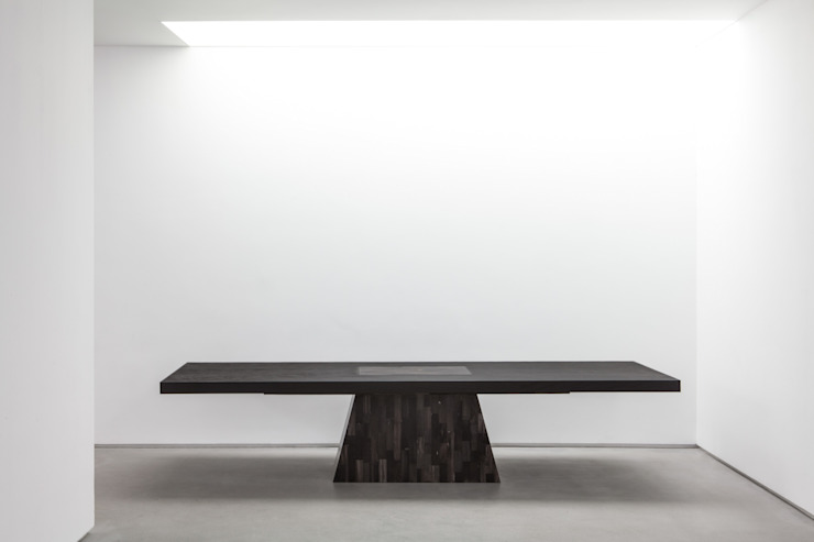 Rick Owens—Plug Table (petrified wood) by Carpenters Workshop Gallery