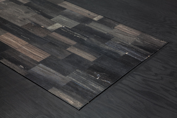 Rick Owens - Plug Table (petrified wood) by Carpenters Workshop Gallery